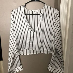 Superdown top from revolve